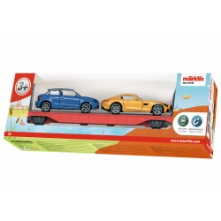 Set Auto Transport Car Marklin My World